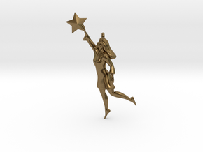 Reach the Stars in Natural Bronze