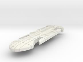 Rigellian (RPSA) Light Carrier in White Natural Versatile Plastic