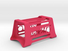 Yokomo Work Stand in Pink Processed Versatile Plastic