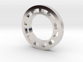 Provari P3 Ring in Platinum