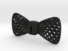 Bowtie Round ALUMO in Black Strong & Flexible