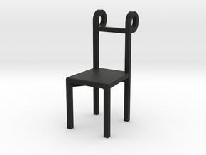 FRIENDLY DEER II by RJW Elsinga 1:10 in Black Natural Versatile Plastic