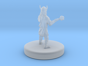 Viking Warriors - Club in Smooth Fine Detail Plastic
