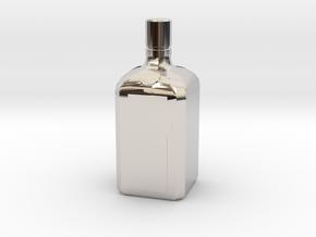 bottled up in Platinum