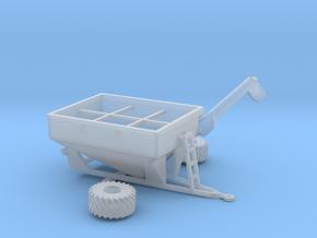 1:160/N-Scale Grain Cart 875 in Smooth Fine Detail Plastic