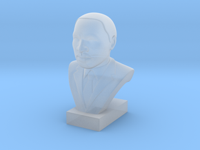 Martin Luther King Jr. in Smooth Fine Detail Plastic