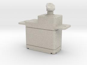 Servo Motor 1 in Natural Sandstone
