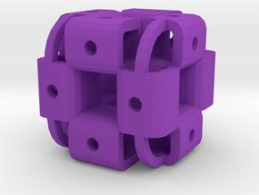 Dice88 in Purple Processed Versatile Plastic