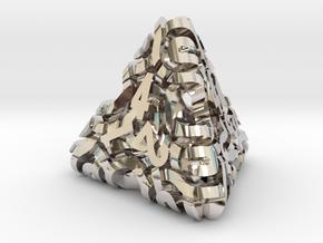 Ring d4 in Platinum