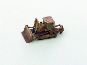 Armored Dozer 1/220 Z-Scale in Frosted Ultra Detail
