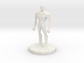 Generic hero in White Natural Versatile Plastic