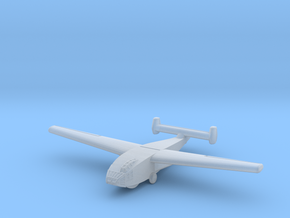 DFS-331 German Glider (1/600 Scale)-Qty.1 in Smooth Fine Detail Plastic