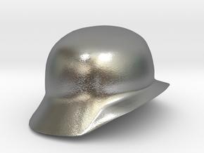 Kidrobot Dunny Helmet in Natural Silver