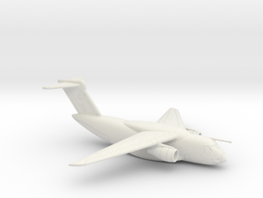 022B EMBRAER KC-390 1/350 in White Natural Versatile Plastic