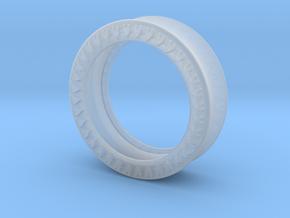 VORTEX10-33mm in Smooth Fine Detail Plastic