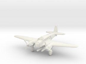 Caproni Ca.314B 6mm 1/285 in White Natural Versatile Plastic