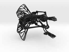 Fairy Skeleton in Black Strong & Flexible
