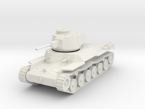 PV53A Shinhoto Chi-Ha (28mm) in White Strong & Flexible