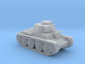 VBA Light tank LT vz.38 - Panzer 38(t) - 1/100 in Smooth Fine Detail Plastic