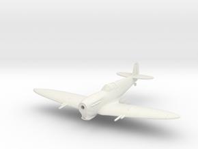 Spitfire MkVC Tropical in White Natural Versatile Plastic: 1:144