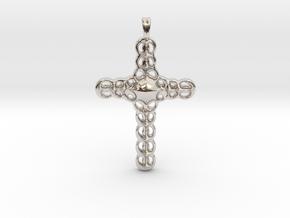 Design CROSS Jewelry Pendant in Silver | Gold  in Platinum