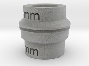 2015 KTM Front Wheel Spacer for DNA Wheels in Metallic Plastic