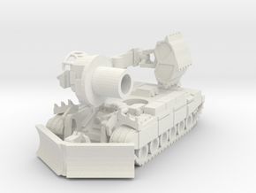 MG100-R07A IMR-2 Combat Engineering Vehicle in White Strong & Flexible