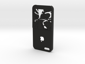 Iphone 5 Credit Card One in Black Natural Versatile Plastic