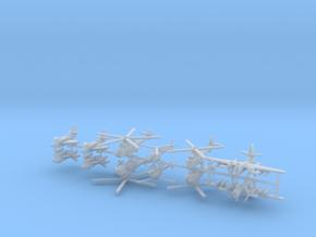 1/700 Brazil Naval Aviation Kit 1 in Smooth Fine Detail Plastic