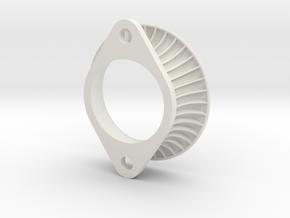Intake Trumpet AE101 24 mm in White Natural Versatile Plastic