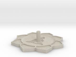 Incense Holder in Natural Sandstone