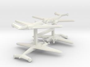 LeO 451 (1/900) x4 in White Natural Versatile Plastic