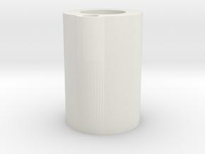 Water Pump for Aquariums  / Hydroponics / Aquaponi in White Natural Versatile Plastic