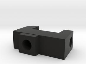 Marui G series fiber optic front in Black Natural Versatile Plastic