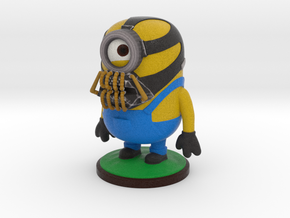 Bane Minion in Full Color Sandstone