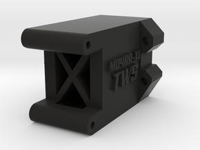 Tamiya M04RR-XL Conversion Spacer in Black Natural Versatile Plastic