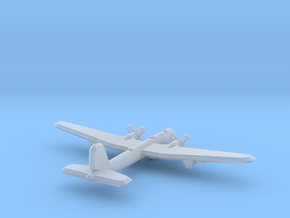 He 177A-5 w/Hs 293 (1/900) in Smooth Fine Detail Plastic