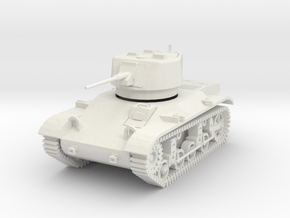 PV56A M22 Locust (28mm) in White Strong & Flexible
