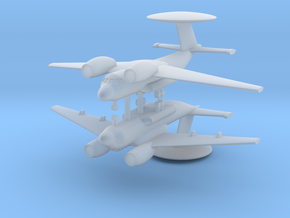 1/600 Antonov An-71 MADCAP (x2) in Frosted Ultra Detail
