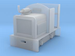 Gn15 diesel loco 2 in Smooth Fine Detail Plastic
