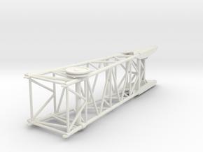Inner Base 59S Boom in White Natural Versatile Plastic
