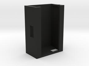 Holder for Colibri II in Black Natural Versatile Plastic