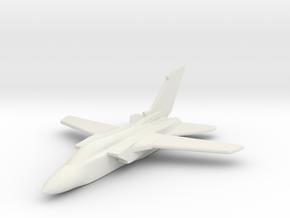 Tornado GR1 Multi-Role Jet 1/285 scale in White Strong & Flexible