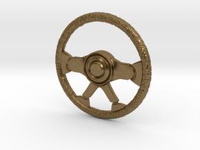 Pendant top of Handle in Natural Bronze