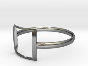 RING17SIZER in Polished Silver