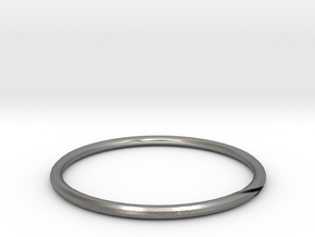 RING23MK1SIZER in Natural Silver