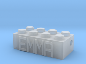 EMMA in Smooth Fine Detail Plastic