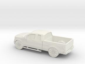 1/87 2010 Lincoln Mark LT in White Natural Versatile Plastic