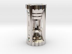 Sprocket Core I in Platinum