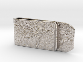 Money clip(Egypt) in Platinum